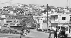 סכנין גליל מערבי 1979, צילום: דוד רובינגר