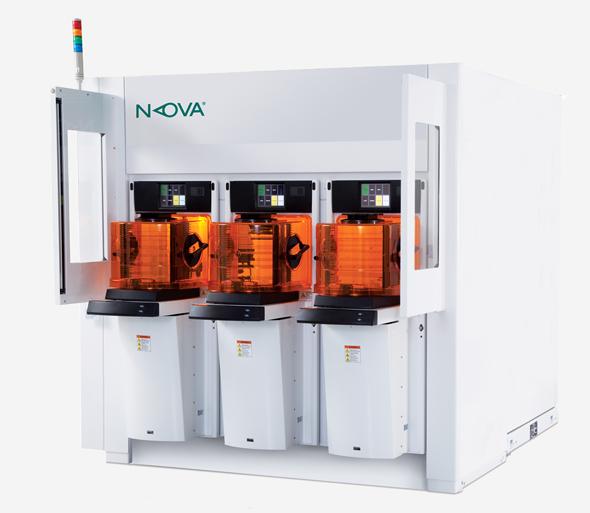 """מערכת מדידה של נובה, צילום: יח""""צ"""