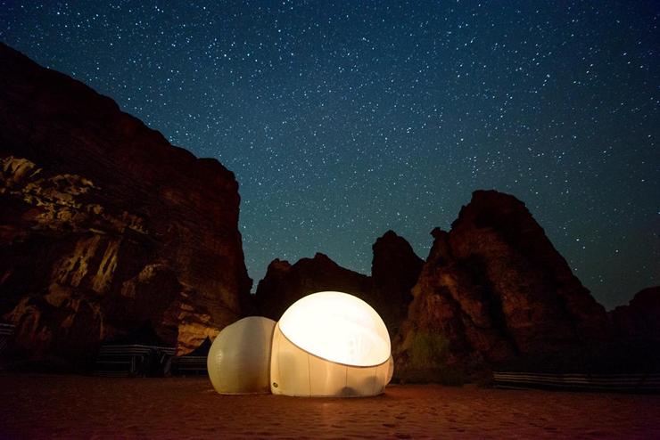 , צילום: Wadi Rum Night Luxury Camp