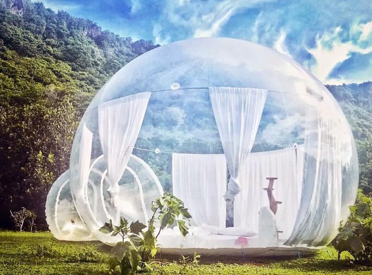 , צילום: Bubble Hotel Bali