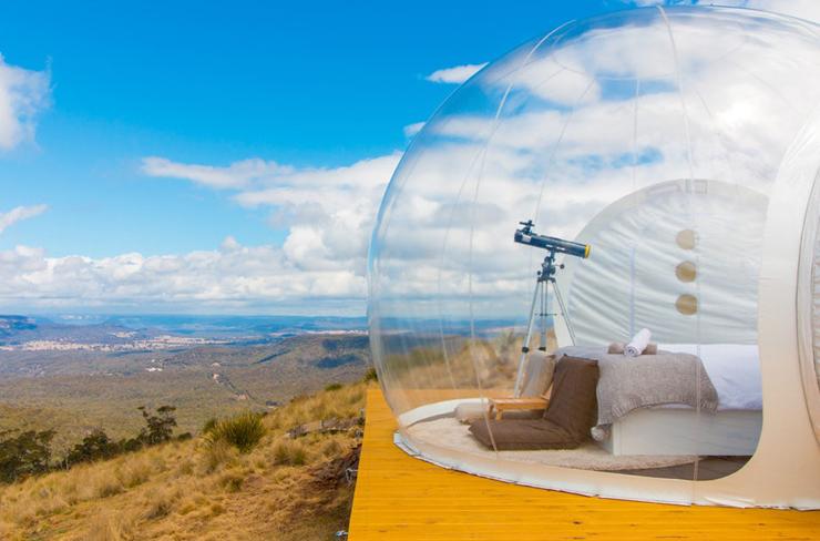, צילום: Bubbletent Australia