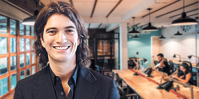 WeWork to Offer Israeli Investors: Buy Bonds and Get Stock Options