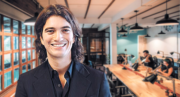 Adam Neumann. Photo: Agustin Munoz