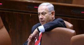 ראש ממשלה בנימין נתניהו, צילום: אלכס קולומויסקי