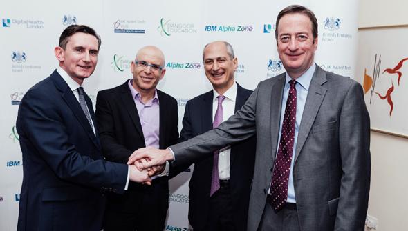 U.K., IBM, Launch Israel-Based Healthcare Technology Accelerator