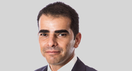 Plus500 CEO Asaf Elimelech. Photo: Keren Gafni