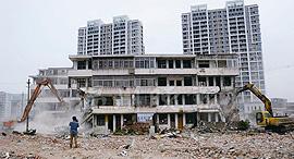 בייג'ינג פינוי בינוי אופיר דור, צילום: AFR