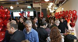 כנס כשטכנולוגיה פוגשת אהבה 14.2.18 גלריה מינגלינג 8, צילום: עמית שעל