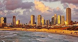 קו חוף תל אביב זירת הנדלן, צילום: Glavo/Pixabay