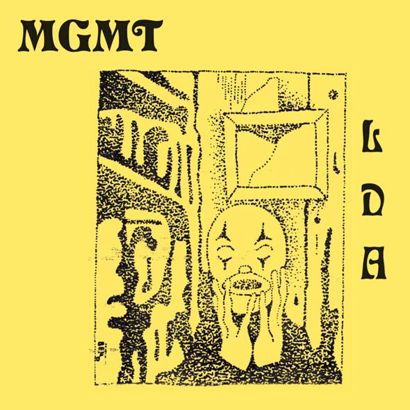 עטיפת האלבום של MGMT, צילום: איי פי