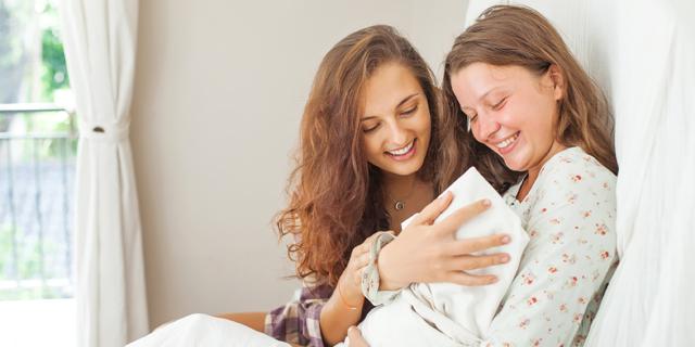 בית הדין לענייני משפחה הכריע: גם אם לא ביולוגית תקבל צו הורות טרם לידה