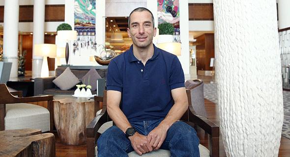 Ido Green, lead developer advocate for Google Assistant. Photo: Orel Cohen