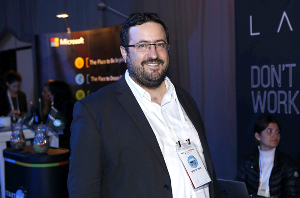 KamaTech founder and CEO Moshe Friedman. Photo: Amit Sha