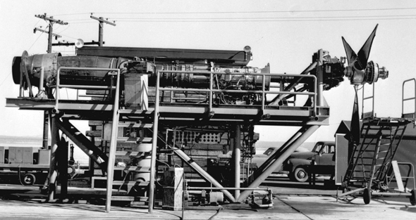 מנוע האליסון XT40 A1