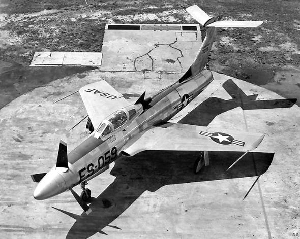 נעים להכיר: XF84H