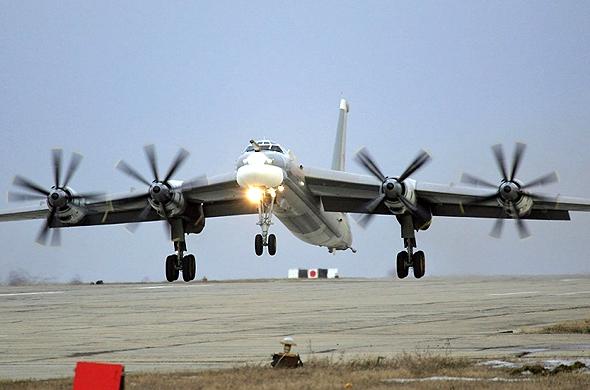 מפציץ הטופולב TU95