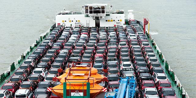 תביעה: צים תיאמה מחירי משלוח של מכוניות מהמזרח