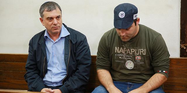 הארכת מעצר שלמה פילבר פרשת בזק, צילום: אוראל כהן