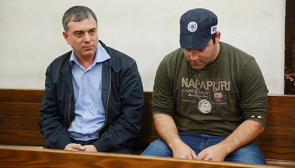 שלמה פילבר בהארכת המעצר, צילום: אוראל כהן