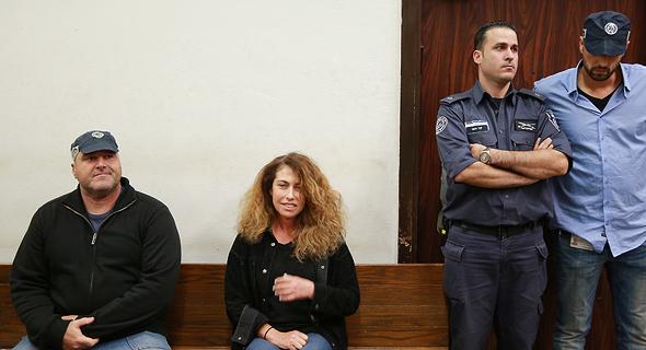 הארכת מעצר סטלה הנדלר פרשת בזק, צילום: אוראל כהן