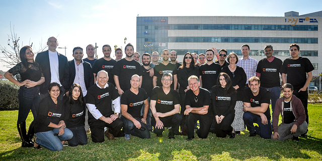 Morphisec employees. Photo: PR