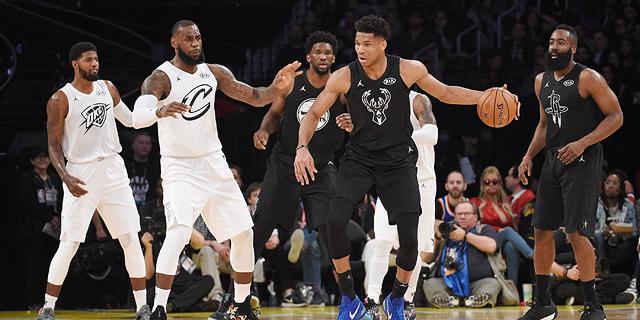 הפריחה של ה-NBA: כוחו של סיפור