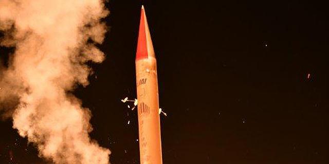 """התעשייה האווירית תפתח למשרד הביטחון דור חדש לטיל """"חץ"""""""