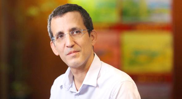 יניב כהן מנהל תיק ה נוסטרו של חברת הפניקס, צילום: אוראל כהן