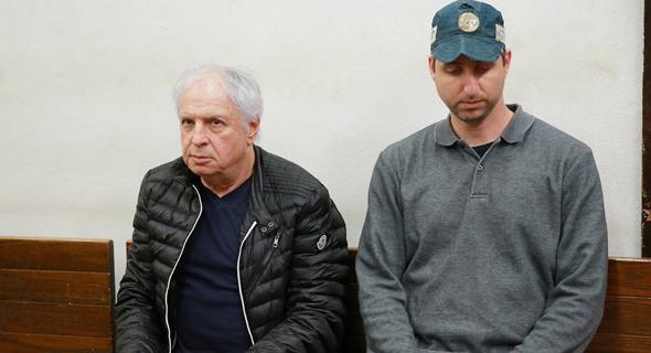 שאול אלוביץ' בהארכת מעצר