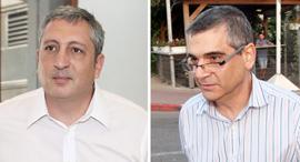 אלי קמיר ו ניר חפץ, צילום: אוראל כהן, יריב כץ