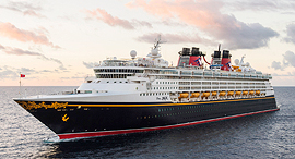 אניית נופש קרוז דיסני ליינס, צילום: Disney Lines