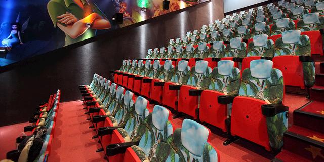 סין מכה את צפון אמריקה בהכנסות מבתי קולנוע