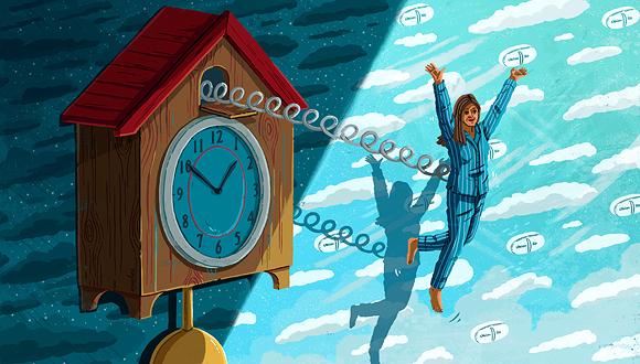, איור: Eva Bee for Mosaic