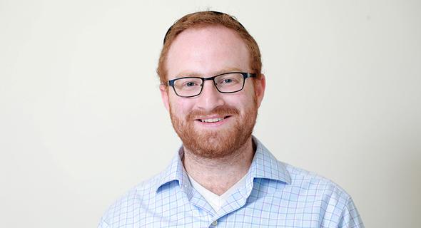 Webbing Labs co-founder and CEO Avraham Orbach. Photo: Dana Koppel