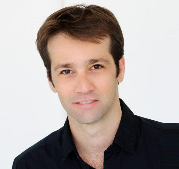 Yaniv Davidson, Tunity founder. Photo: PR