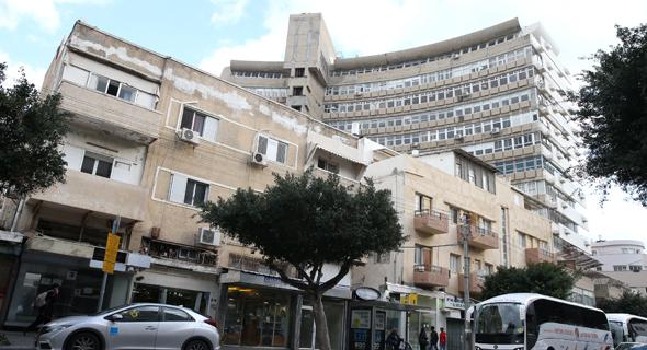 רחוב בן יהודה בתל אביב