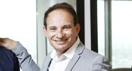 גיל בלוטרייך שותף ב יפו תל אביב מייסד מישורים נשיא סקיילין, צילום: עמית שעל