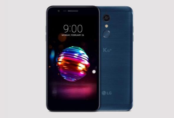 LG K10, צילום:  GSMArena