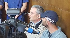 ניר חפץ הארכת מעצר, צילום: אביב גוטר