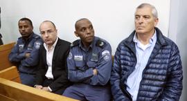 הארכת מעצר מימין קוטלר ו לזרוב, צילום: צביקה טישלר