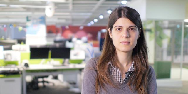 קירה רדינסקי, צילום: הילה ספאק