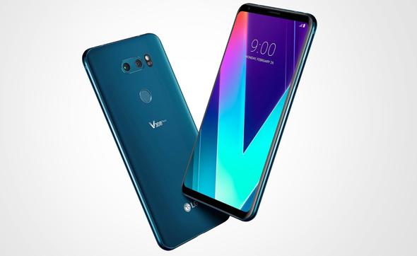 V30 THINQ סמארטפון LG, צילום: LG