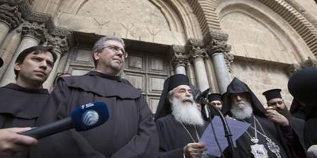 ראשי הכנסיות לנתניהו: החוק להפקעת הקרקעות בירושלים גזעני