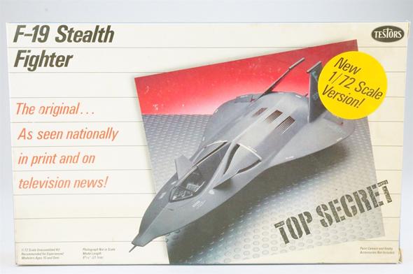 להיט היסטרי. דגם ההרכבה של ה-F19