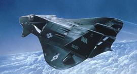 הקברניט F19 מטוס קרב מזויף , צילום: HushKit