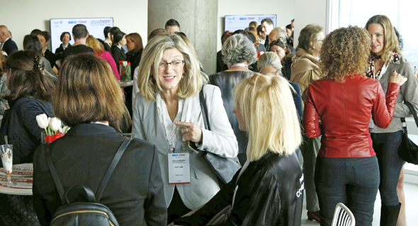כנס יוזמות 2018 - איך מגדילים את אחוז הנשים בתפקידים בכירים בהייטק ובשאר ענפי המשק?
