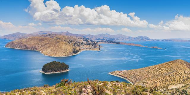 מים מתוקים: סיבוב באגמים היפים בעולם
