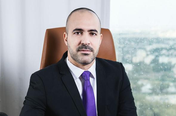 """עו""""ד אסף כהן. ייצג את הדיירים"""