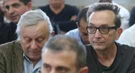 האכים מיכה ו יעקב הוניגמן בדיון בבית משפט, צילום: אלעד גרשגורן