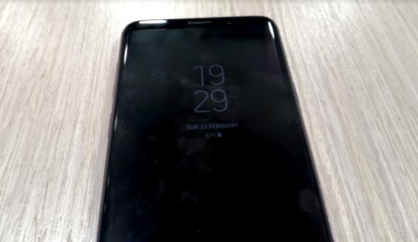 סמסונג גלקסי S9 הצצה ראשונה 2, צילום: רפאל קאהאן